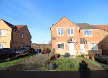 Thumbnail 3 bed semi-detached house for sale in Davy Close, Hebburn