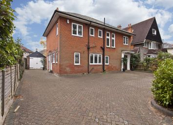 Thumbnail 4 bed detached house for sale in Littledown Avenue, Bournemouth