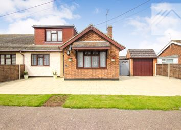 Thumbnail 3 bed semi-detached house for sale in Chapman Road, Canvey Island