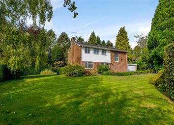 Thumbnail 4 bed detached house for sale in Shelley Close, Itchen Abbas, Winchester, Hampshire