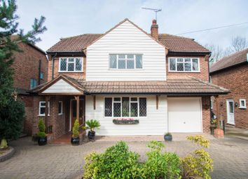 Thumbnail 4 bed detached house for sale in Selwood Road, Brentwood