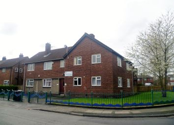 Thumbnail 2 bedroom flat to rent in Buckingham Road, Clifton, Swinton, Manchester