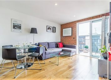 Thumbnail 1 bed flat for sale in Warehouse Court No 1 Street, Woolwich