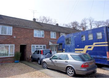Thumbnail 3 bed terraced house for sale in Heron Wood Road, Aldershot