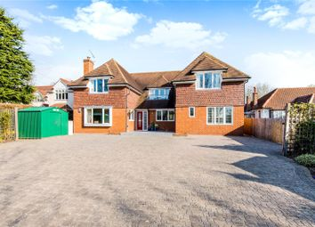 Thumbnail 5 bed detached house for sale in Harpenden Road, St. Albans, Hertfordshire