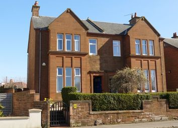 Thumbnail 3 bed semi-detached house for sale in Ayr Road, Prestwick
