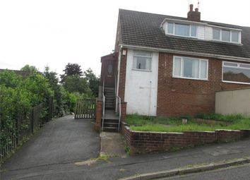 Thumbnail 2 bed semi-detached house for sale in Elizabeth Street, Wyke, Bradford, West Yorkshire