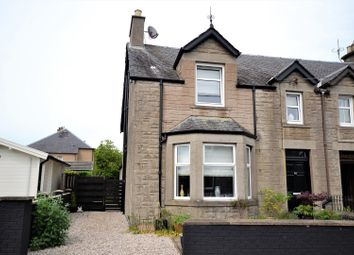 Thumbnail 3 bed semi-detached house for sale in Montgomery Street, Kinross