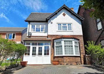 Thumbnail 4 bed detached house for sale in Wheelwright Road, Erdington, Birmingham