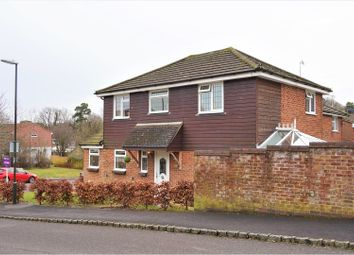 Thumbnail 4 bed detached house for sale in Hallsland, Crawley Down
