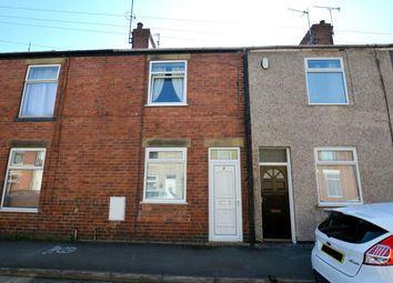 Thumbnail 2 bed terraced house for sale in New Hall Road, Chesterfield