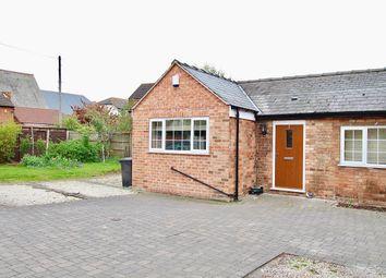 Thumbnail 1 bedroom semi-detached bungalow to rent in Bingham Road, Cotgrave, Nottingham