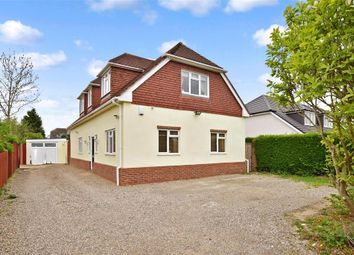 Thumbnail 5 bed bungalow for sale in Southfields Road, West Kingsdown, Sevenoaks, Kent