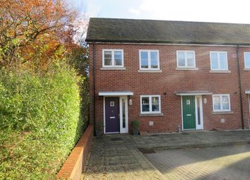 Thumbnail End terrace house for sale in Basswood Drive, Basingstoke
