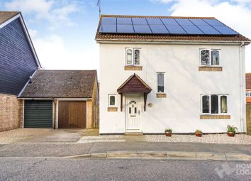 Thumbnail 4 bed detached house for sale in Longship Way, Maldon, Essex