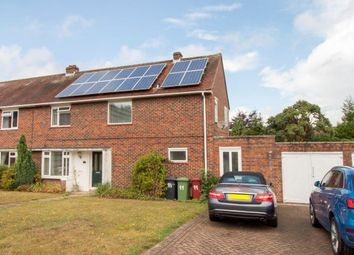 Thumbnail 4 bed semi-detached house for sale in Sutton Road, Basingstoke