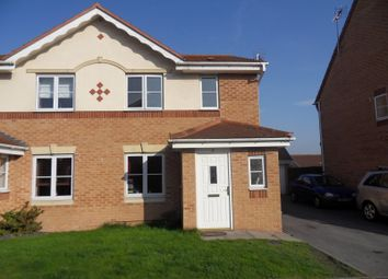 Thumbnail 3 bed semi-detached house to rent in Bella Close, Langley Mill, Nottingham