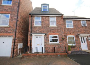 Thumbnail 3 bed semi-detached house to rent in Percy Drive, Norby, Thirsk