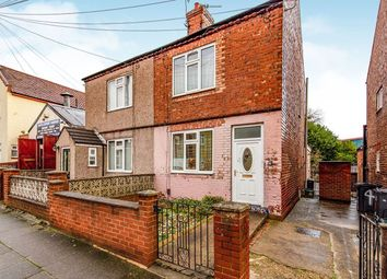 Thumbnail 2 bed semi-detached house for sale in Throstlenest Avenue, Darlington