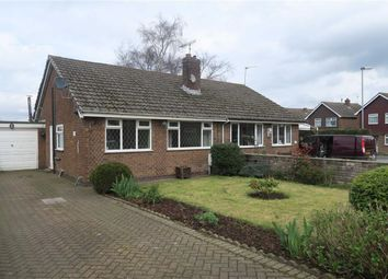 Thumbnail 2 bed semi-detached bungalow for sale in Kingfisher Crescent, Cheadle, Stoke-On-Trent