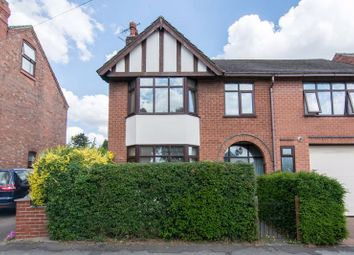Thumbnail 4 bed detached house for sale in Furlong Avenue, Arnold, Nottingham