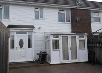 Thumbnail 3 bed terraced house for sale in Dulverton Close, Bransholme, Hull