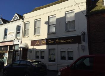 Thumbnail Restaurant/cafe to let in The Thai Restaurant, Poole