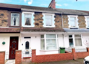 Thumbnail 2 bedroom terraced house for sale in Tudor Street, Rhydyfelin, Pontypridd