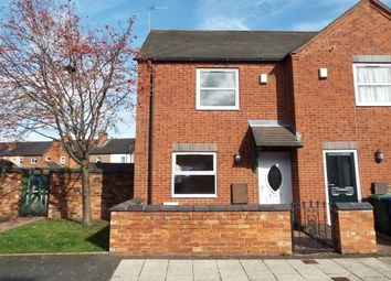 Thumbnail 2 bed end terrace house to rent in Broad Street, Cannock