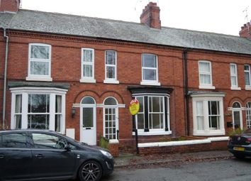 Thumbnail 2 bed terraced house to rent in The Crescent, Nantwich