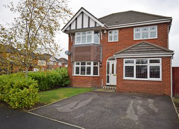 Thumbnail 4 bedroom detached house for sale in Greenfield Crescent, Grange Moor, Wakefield