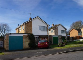 Thumbnail 3 bed detached house for sale in Ridley Close, Cropston, Leicester