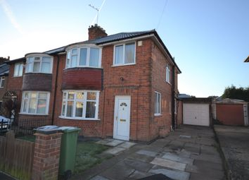 Thumbnail 3 bed semi-detached house for sale in Kirkland Road, Braunstone, Leicester