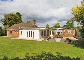 Thumbnail 4 bed bungalow for sale in Paddock Close, Platt, Sevenoaks