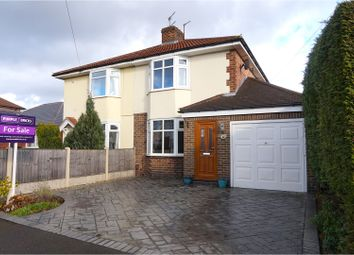 Thumbnail 3 bed semi-detached house for sale in Huntley Avenue, Spondon