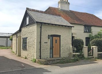 Thumbnail End terrace house for sale in Studio One, Main Road, Yapton, Arundel, West Sussex