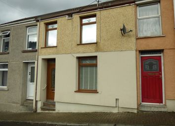 Thumbnail 3 bed terraced house for sale in Commercial Street, Nantymoel, Bridgend .