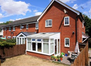 Thumbnail 2 bed terraced house for sale in Gurdon Road, Grundisburgh, Woodbridge