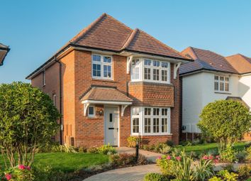Thumbnail 4 bed detached house for sale in Ford Lane, Off North End Road, Yapton