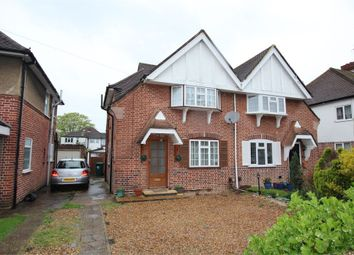Thumbnail 2 bedroom semi-detached house to rent in Village Way, Ashford, Middlesex