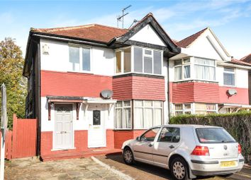 Thumbnail 2 bedroom maisonette for sale in Everton Drive, Stanmore, Middlesex