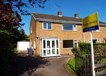 Thumbnail 3 bed property to rent in Sycamore Close, Uttoxeter
