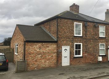 Thumbnail 3 bed cottage for sale in Laburnum Cottages, Carlton Miniott, Thirsk