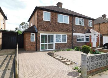 3 bed semi-detached house for sale in Windsor Avenue, Hillingdon, Middlesex UB10