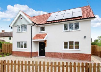 Thumbnail 3 bed detached house for sale in Fox Cottage, Shop Street, Worlingworth