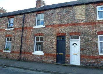 Thumbnail 2 bedroom terraced house to rent in Victoria Avenue, Ripon