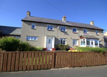 Thumbnail 3 bed semi-detached house for sale in Heugh Wynd, Craster, Northumberland