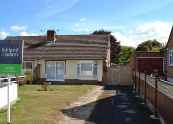 Thumbnail 2 bed semi-detached bungalow to rent in Underhill Road, Street