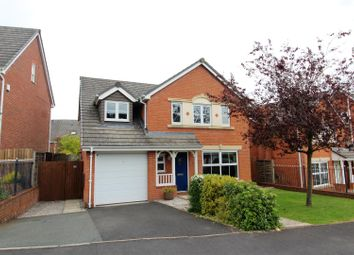 Thumbnail 5 bed detached house for sale in Upper Well Close, Oswestry