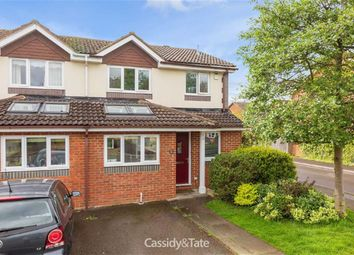 Thumbnail 3 bed end terrace house for sale in Archers Fields, St Albans, Hertfordshire